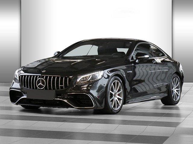 Mercedes-Benz S-Klasse - S 63 AMG 4M+ Coupé MagicSky Swarovski HUD 360 Ke