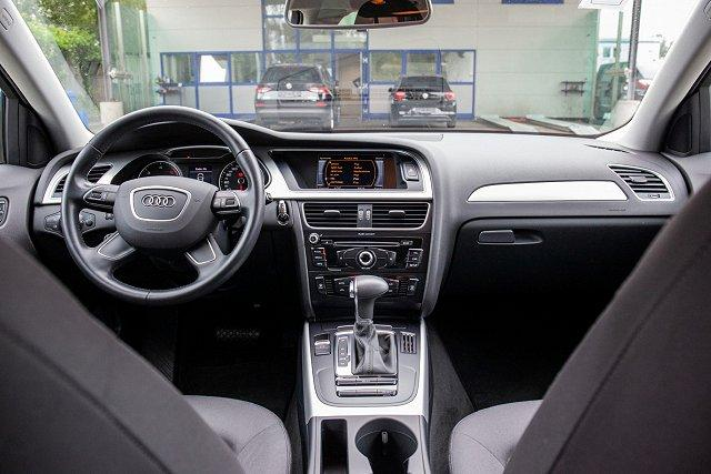 Audi A4 Avant Ambiente 2.0TDI MULTITR.+KLIMAAUTO+NAVI