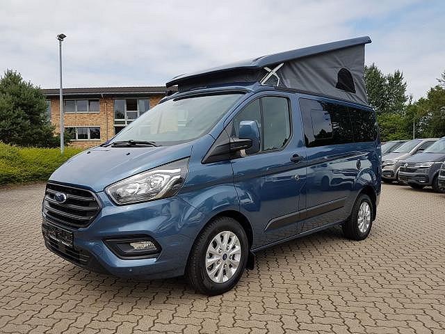Ford Transit Custom - Nugget AD L1 Aufstelld. *SOFORT*/Kamera/SHZ/ALU...