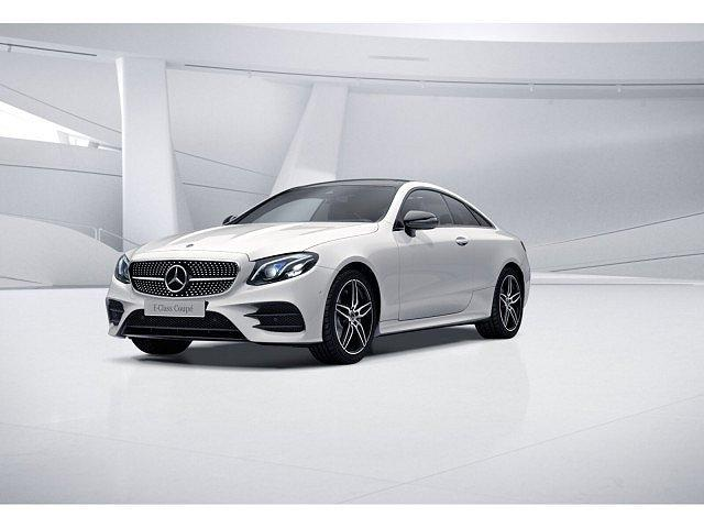 Mercedes-Benz E-Klasse - E 300 d Coupé AMG Sport Night Wide Pano Abstands