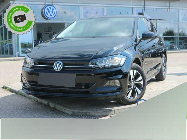 Volkswagen Polo - 1.0 TSI DSG COMFORTLINE 15quotALU+NAVI+BLUETOO