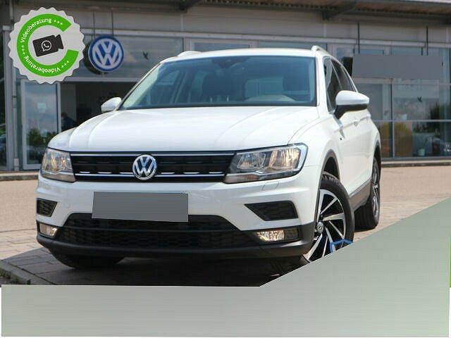 Volkswagen Tiguan - 2.0 TDI JOIN NAVI+AHK+BLUETOOTH+ACC+SHZ+P