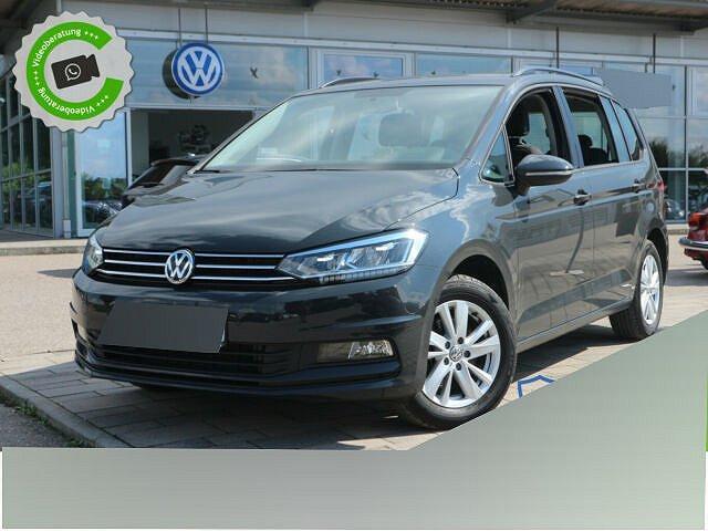 Volkswagen Touran - 2.0 TDI DSG COMFORTLINE NAVI+AHK+LED+BLUE