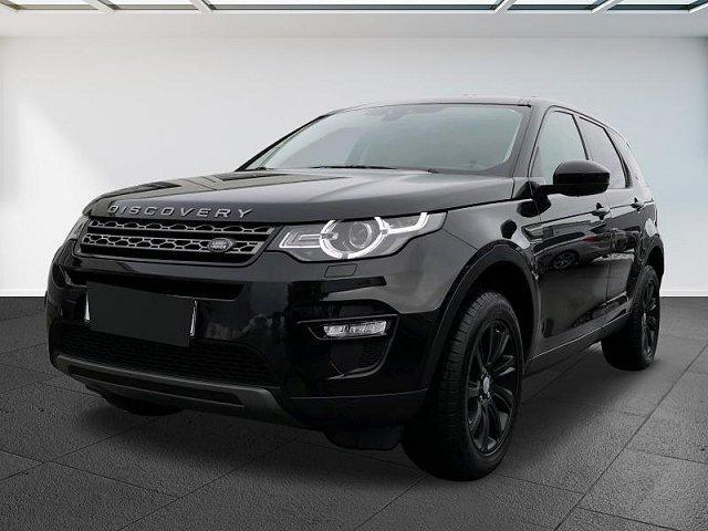 Land Rover Discovery Sport - TD4 4WD SE Navigation Panorama Sitzheizung Rückfahrkamera Meridian