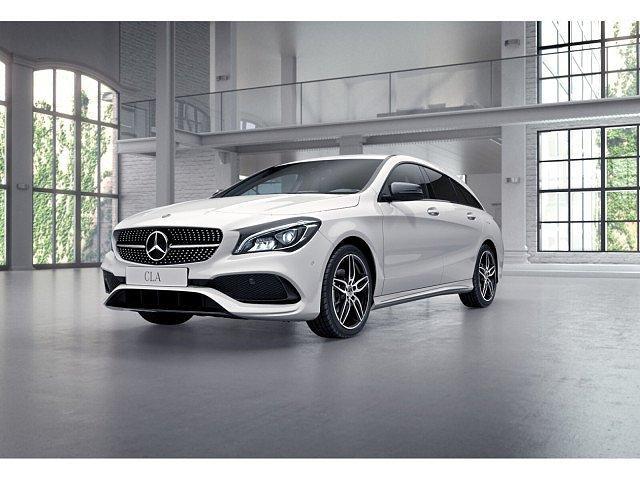 Mercedes-Benz CLA Shooting Brake - 200 SB AMG Sport Night AHK LED Navi Kamera