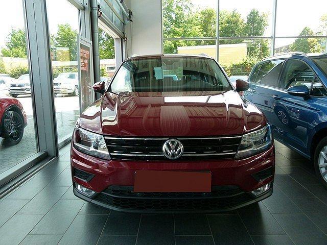 Volkswagen Tiguan - 1.4 TSI DSG Sound AHK/Standhzg/Navi