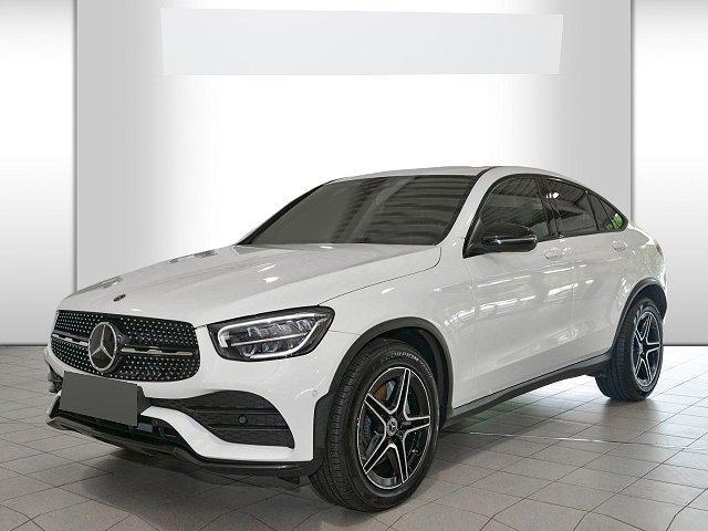 Mercedes-Benz GLC - 220 Coupe d 4Matic EU6d LED Keyless e-Sitze ACC Parklenkass. Rückfahrkam.