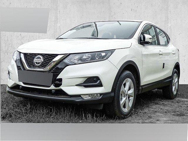 Nissan Qashqai - 1.3 DIG-T Shiro Navi, SHZ