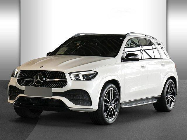 Mercedes-Benz GLE - 450 4M AMG Line Night AHK Distronic+ Pano HU