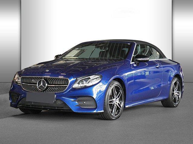 Mercedes-Benz E-Klasse - E 450 4M Cabrio AMG Line Night Comand MultibLED