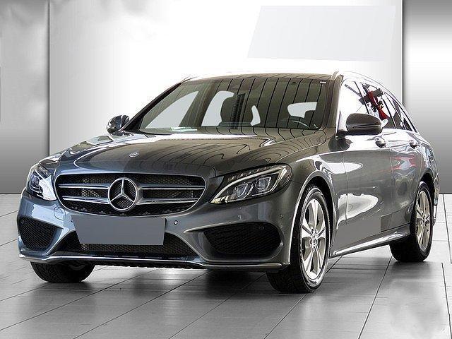 Mercedes-Benz C-Klasse - C 250 d T AMG Sport LED Navi Kamera SHZ Einparkh