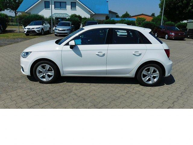Audi A1 - 1.4 Sportback BMT TFSI 4Trg Klima