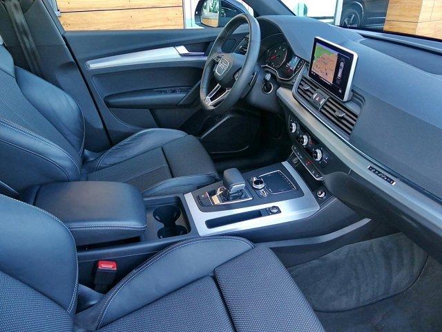 Audi Q5 2.0 TDI quattro S-tronic S-line Sportpaket