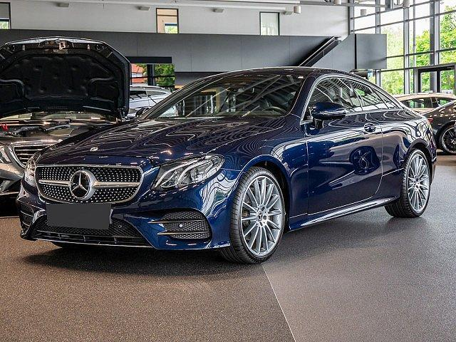 Mercedes-Benz E-Klasse - E 220 d Coupé AMG Line Distronic+ Widesc. Comand