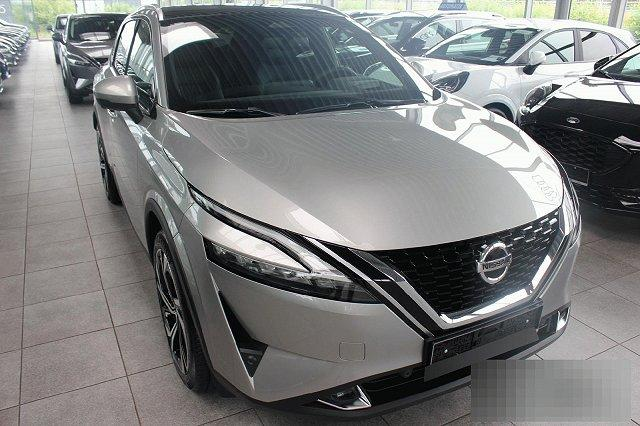 Nissan Qashqai - 1,3 DIG-T MJ21 MHEV AUTO. TEKNA+ LM20