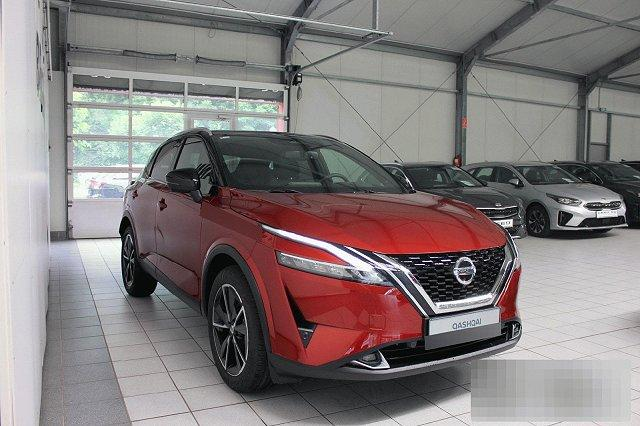 Nissan Qashqai - 1,3 DIG-T MJ21 MHEV AUTO. TEKNA+ 2FARBEN