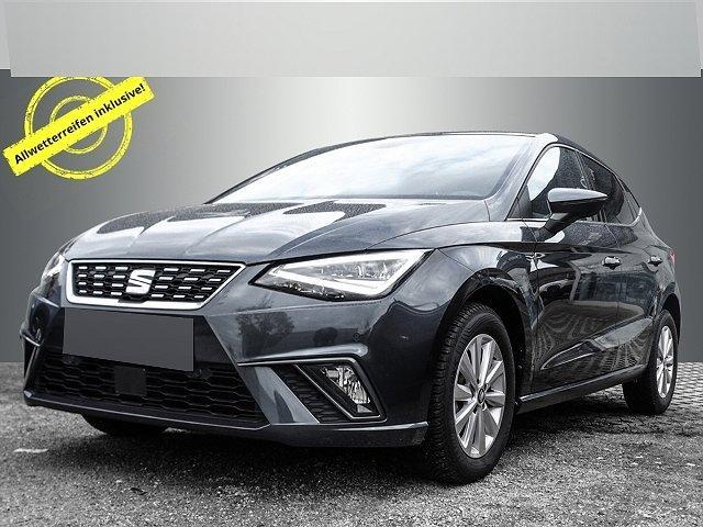Seat Ibiza - Xcellence 1.0 *Navi+Allwetter+LED+Kamera+Klimaauto* LED Navi Keyless ACC Rückfahrkam.