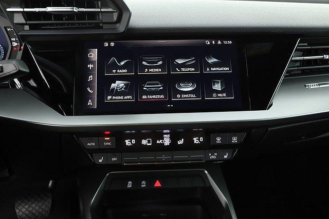 Audi A3 Sportback 35 TDI S tronic DAB Navi 17Zoll