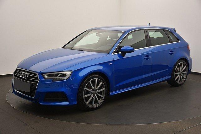 Audi A3 - Sportback 2.0 TDI quattro S-tronic 3x S line Na