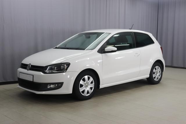 Volkswagen Polo - Comfortline 1.4 63kW DSG, Klimaanlage (Climatic), Innenspiegel abblendbar, Navigationssystem, Bluetooth, PDC hinten, Berganfahrhilfe, Tagfahrlicht, Nebelscheinwerfer, 14 Zoll Stahlfelgen, uvm.