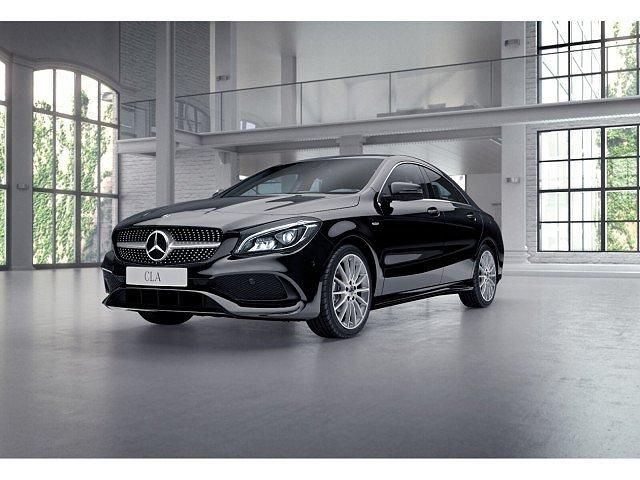 Mercedes-Benz CLA-Klasse - CLA 200 d AMG Style LED Pano Navi SHD Kamera Tot