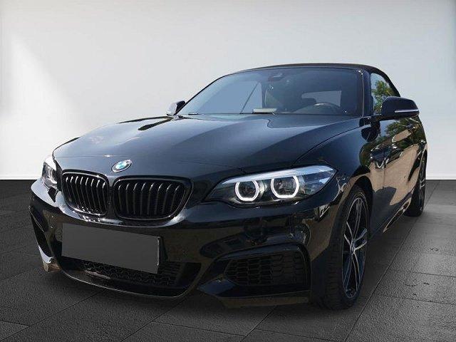 BMW 2er - 218i Cabrio M Sport Aut. Navi Business Klimaaut.