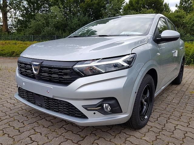 Dacia Sandero - Comfort NAVI/SHZ/LED/PDC/APP/DAB 1.0 TCe90 66 k...