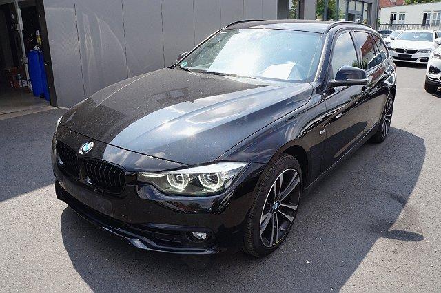 BMW 3er Touring - 318 d Sport Line Shadow*Navi*HiFi*DAB*