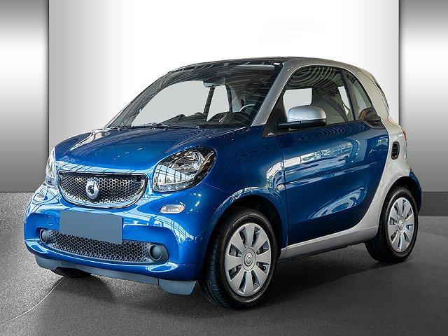 Smart fortwo - 52 kW passion CoolAudio Navi Pano Blueto