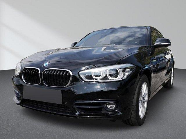BMW 1er - 118d xDrive Sport Line Navi, Klimaautomatik, xDrive, AHK, uvm.