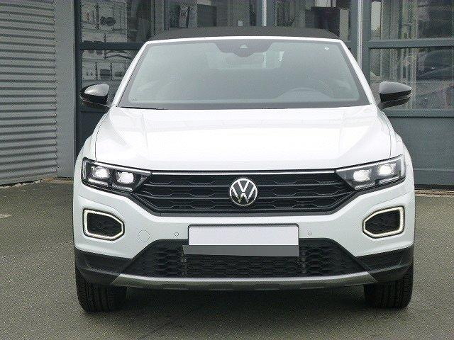 Volkswagen T-Roc Cabriolet - Cabrio Style TSI +18ZOLL+BLACK STYLE+LED+D