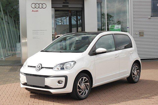 Volkswagen up! - up 1.0 BMT 4T ren sound Pano maps+more-dock d