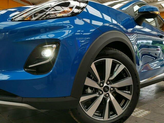 Ford Puma - 1,0 EcoBoost... Mild Hybrid... Titanium X