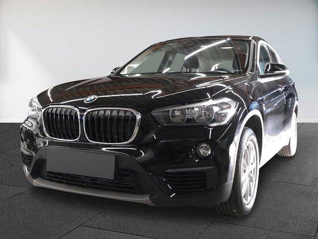 BMW X1 - sDrive18i Advantage Navi Sitzheizung Tempomat Heckklappe aut.