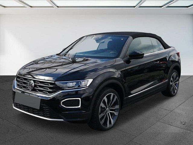 Volkswagen T-Roc Cabriolet - 1.5 TSI Style 19 AHK LED Navi ACC APP-Connect Sitzheizung