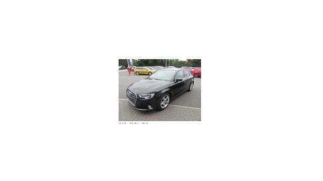 Audi A3 - Sportback 1.5 TFSI S-tronic sport Navi,AHK,Xeno