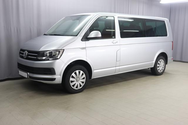 Volkswagen T6 Transporter - Bus Caravelle Comfortline lang 2.0 110kW, 9-Sitzer, TOP, Klimaautomatik, Sitzheizung, Navigationssystem, PDC vorne und hinten, Tempomat, Doppelscheinwerfer, 16 Zoll Stahlfelgen, uvm.