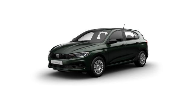 Fiat Tipo 5-Türer - City Life Sie sparen 4.790,00 Euro 1.0 74kW (100PS) Park-Paket; Parksensoren hinten und vorne- Rückfahrkamera, Sicherheits Paket- Totwinkelassistent- Adaptiver Geschwindigkeitsbegrenzer- Autonomer Notbremsassistent, Uconnect™1 7