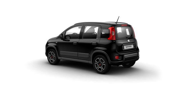 Fiat Panda City Life 1.0 GSE Hybrid 51kw (70PS) City-Paket- Parksensoren hinten- Außenspiegel, elektrisch verstell- und beheizbar, Radio mit 4 Lautsprechern, Bluetooth Freisprecheinrichtung Audiostreaming, Klimaanlage, Höhenverstellbarer Fahrersitz uvm.