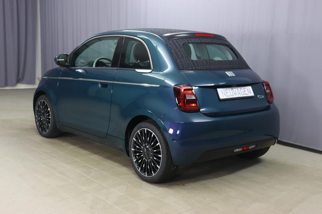 Neuer 500 Cabrio