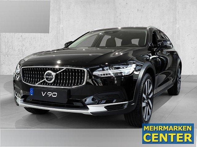 Volvo V90 - Cross Country Pro AWD D5 EU6d-T Leder LED Navi StandHZG e-Sitze ACC Rückfahrkam.