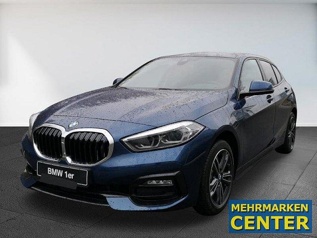 BMW 1er - 118d 5-Türer Sport-Line Comfort Business HiFi