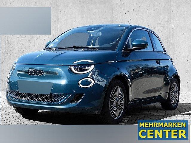 Fiat 500 - e Icon LED Navi Keyless e-Sitze ACC Rückfahrkam. Panorama Fernlichtass. PDCv+h LED-hinten