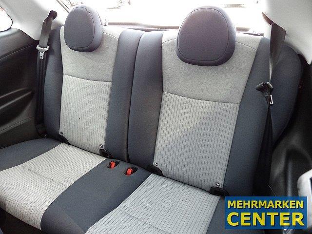 Fiat 500 e Icon LED Navi Keyless e-Sitze ACC Rückfahrkam. Panorama Fernlichtass. PDCv+h LED-hinten