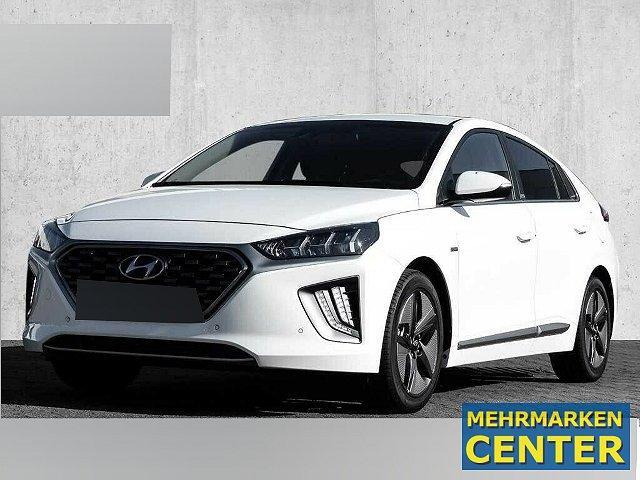 Hyundai IONIQ - Hybrid 1.6 GDI Premium Schiebedach Navi Le LED-Tagfahrlicht RDC Alarm Klimaautom