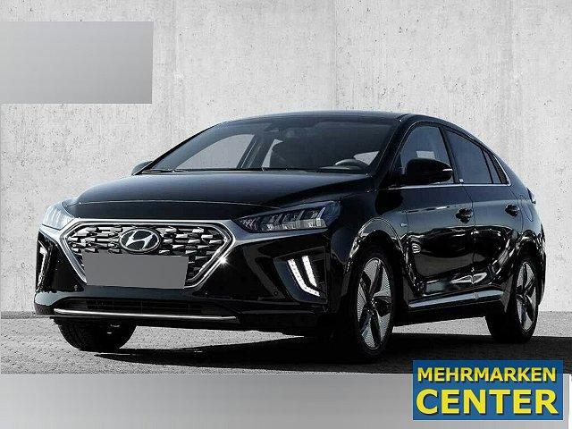 Hyundai IONIQ - Hybrid 1.6 GDI Prime Leder Schiebedach Nav Navi PDCv+h LED-Tagfahrlicht RDC Alarm