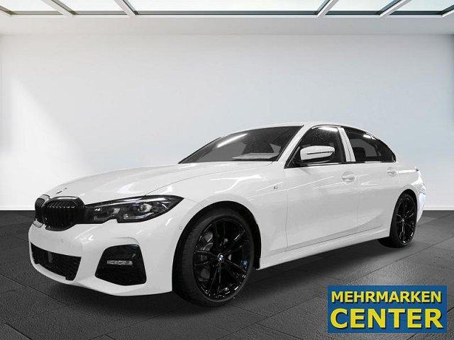 BMW 3er - 320d Limousine AHK M-Sport Business Entertainment