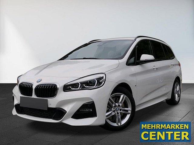BMW 2er Gran Tourer - 220i M Sport Aut. Navi Driving Ass. Plus Komfortzugang HiFi AHK LED