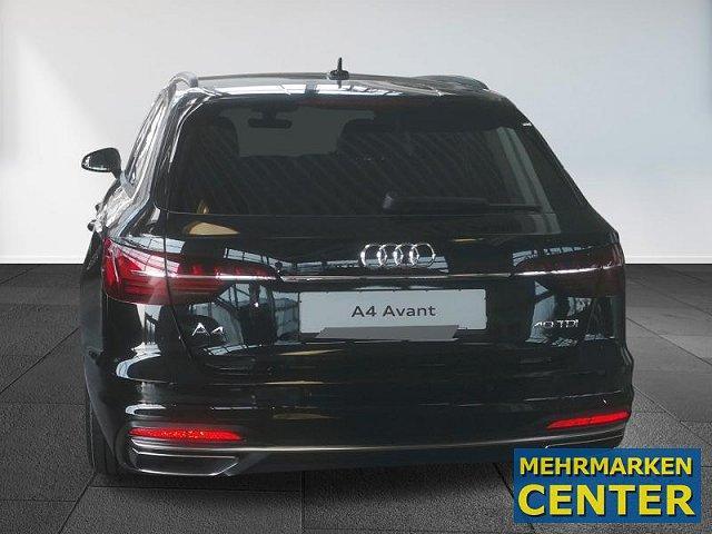 Audi A4 Limousine Avant advanced 40 TDI 150(204) k