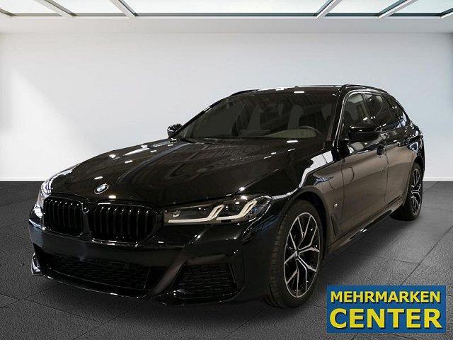 BMW 5er - 520d xDrive Touring AHK M-Sport BusinessProf